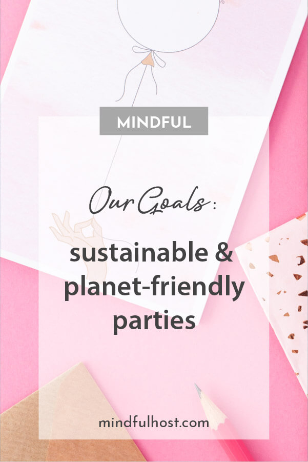 Eco-Friendly Parties