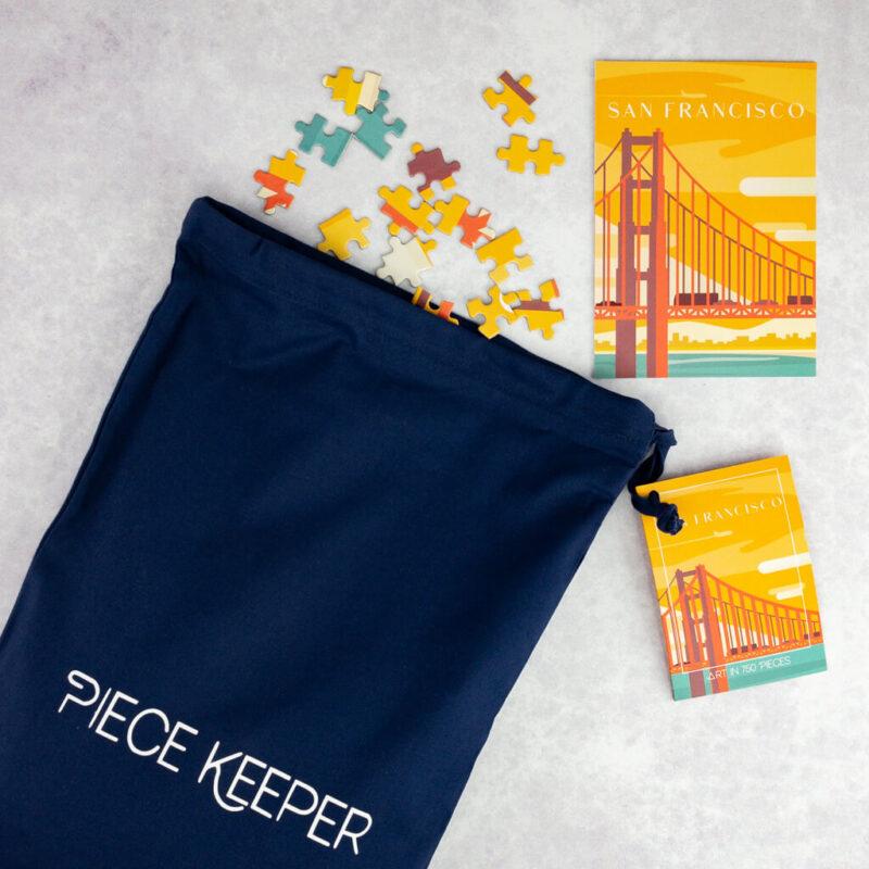 San Francisco-Art-Puzzle
